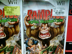 "GameStop's Golden Price Tags Mean Higher Value, Not ""Used"""