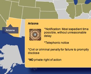 CSO Maps State-By-State Data Breach Disclosure Laws