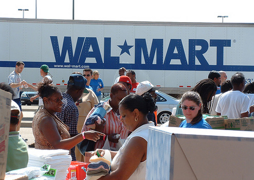 "Wal-Mart's Katrina Heroism: ""Above All, Do The Right Thing,"" CEO Told Managers Before Katrina Struck"
