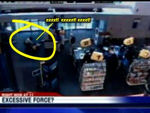 Follow Up: Woman Tasered Last November At Best Buy Will Not Have Charges Filed Against Her