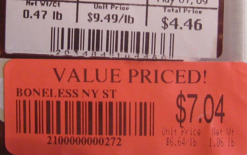 "At Food Lion, ""Value Pricing"" Means Extra Confusion!"