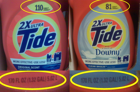 These Tide Bottles Are Not At All Confusing