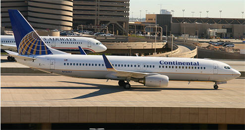 Booking Reward Travel On Continental Airlines Will Give You High Blood Pressure