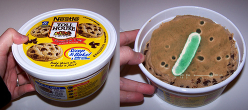Nestle Toll House Cookie Dough Full Of E. Coli, FDA Warns