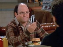 "Put Your Wallet On A Diet: Tips For Avoiding The Dreaded ""Costanzawallet"""