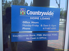 Congress Issues Subpoena For Info On Countrywide's VIP Mortgage Program