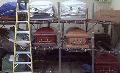 National Funeral Home Lets Hundreds Of Corpses Rot In Hallways