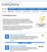 Take Your Score From 650 To 800 With The Credit Karma Report Card