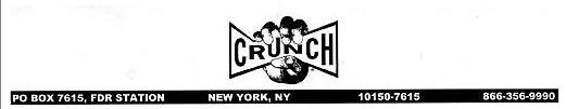 Crunch Gym Is Notoriously Corrupt