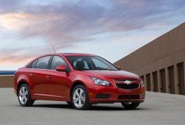 GM Recalls 475K Chevy Cruze Vehicles Over Fire Risk