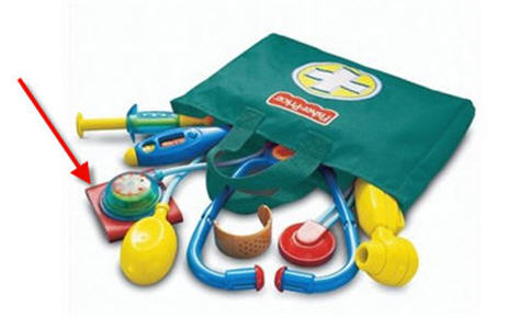 Amazon Pulls Fisher-Price Medical Kit After CR Lead Report