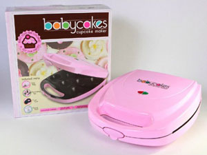 Babycakes Makes Baking Cupcakes More Convenient, More Stupid