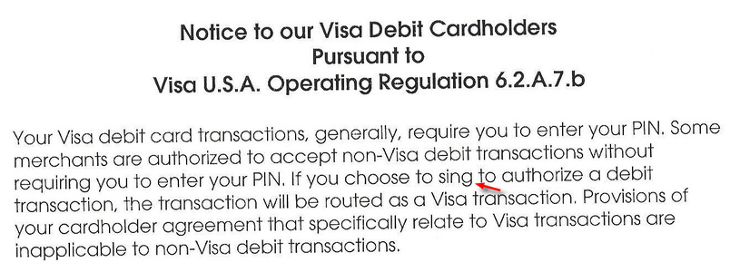 Breaking Out In Song Is Now An Acceptable Way To Authorize Visa Purchases