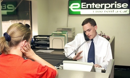 Enterprise Rent-A-Car Is Unsurprisingly Useless And Full Of Lies
