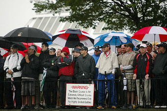 U.S. Open Backtracks After Telling 42,500 People They'll Get No Refund For Spending A Day In The Rain