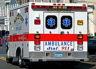 Need An Ambulance? If You're Overweight, It's Going To Cost An Extra $543