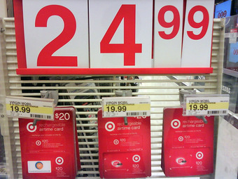 Target Still Doing Business In A Reality Vortex