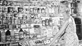 Grocery Shopping Tips From The 1950s