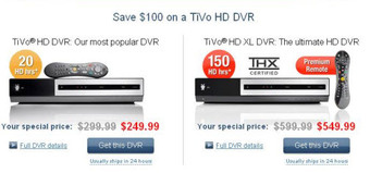 TiVO: Save $100 By Saving $50!