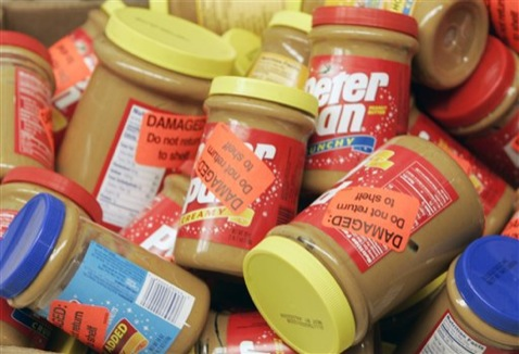 Class Action Filed Against ConAgra For The Great Peanut Butter Recall Of 2007