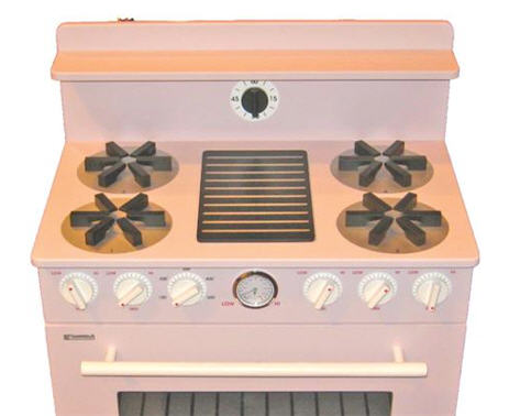 CPSC Recalled Play Stove For Tipping, Ignored Real Ones?