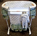 More Dead Infants Prompt Re-Recall Of Simplicity Bassinet