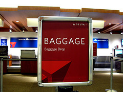 Delta Waives Fee For First Checked Bag If You Use Their AmEx Card