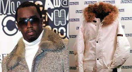 "Diddy Sorry About ""Faux Fur"" Coat Made of Dog"