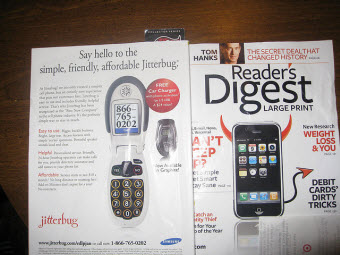 Reader's Digest Wants My Grandma To Pay For Gift Subscription