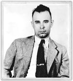 John Dillinger Was a Bank Robber Who Walked Through Walls