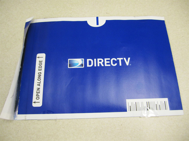 DirecTV Sends Coupons Designed To Look Like Netflix Envelopes