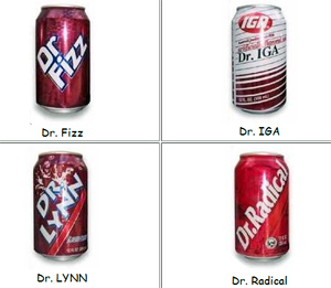 Gallery Of Generic Dr. Peppers