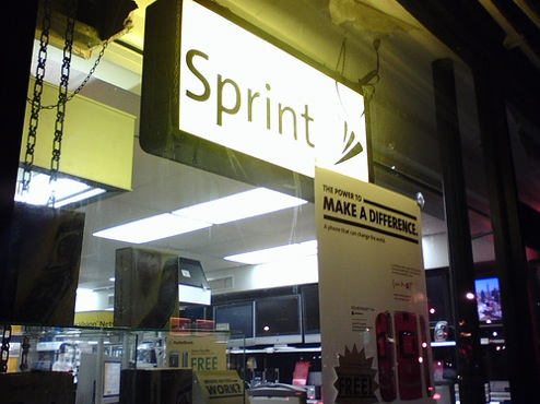 Sprint Extends Yet Another Contract Without Permission