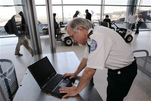 Homeland Security: We Can Detain Your Laptop Indefinitely Without Cause