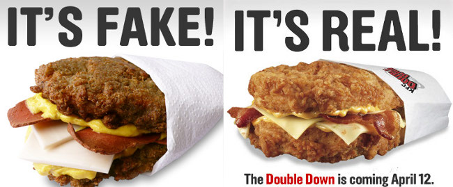 Is The Vegan Double Down Worse For You Than The Real Thing?