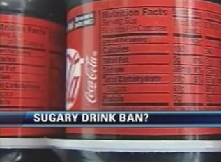 Boston Jumping On Anti-Soda Ban-Wagon