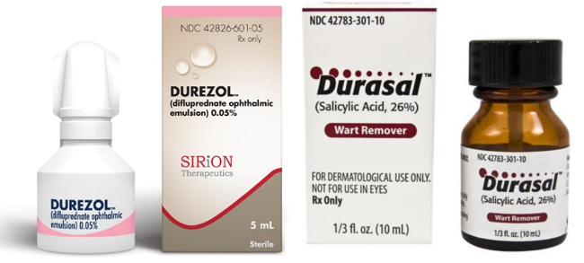 FDA Warns Doctors & Pharmacists Not To Mix Up Similarly Named Eye Drops & Wart Remover