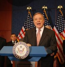 Dick Durbin Slams Bank Of America Over $5 Debit Card Fee