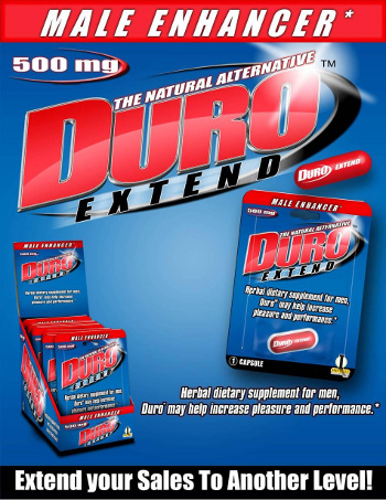 FDA Issues Recall For Duro Extend Capsules For Containing Ingredient That Might Actually Work