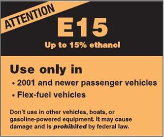 GM, Chrysler, Toyota Warn That Higher-Ethanol Gas May Void Warranties