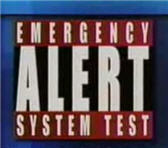 ABC Tests The Emergency Alert System During The Last Minute Of Last Night's NBA Finals Game