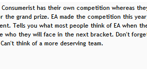 Mentioning Worst Company In America In EA Forum Is Apparently A Terms Of Service Violation