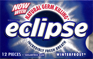 Get $10 Because Eclipse Gum Pretended It Killed Germs