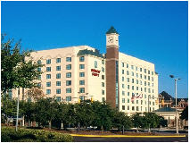 If You're Supervising A Class Of 4th Graders and Need Shelter From A Tornado, Don't Bother The Embassy Suites Hotel