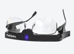Electronic Eyeglasses for Those Aging in the Digital Age