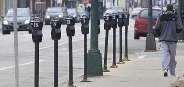 Are Chicagoans Rebelling Against The New Parking Meter Regime?