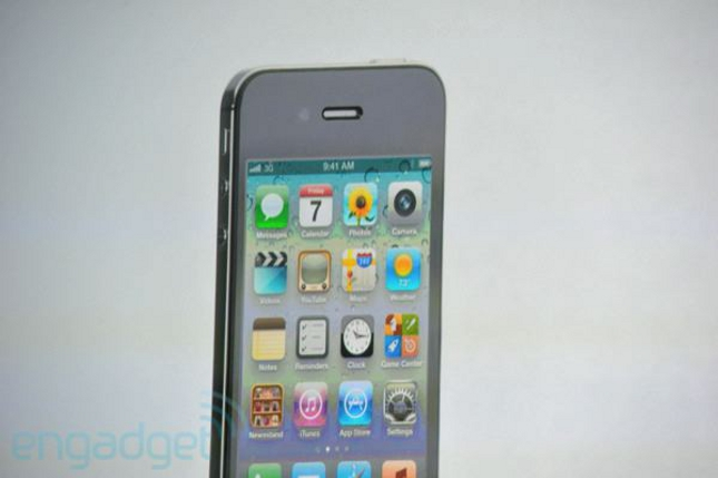 Apple: No iPhone 5, But The Faster iPhone 4S Will Be Available This Month For AT&T, Verizon & Sprint