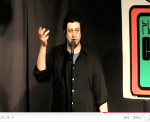 How Delta Made Enemies Of Standup Eugene Mirman