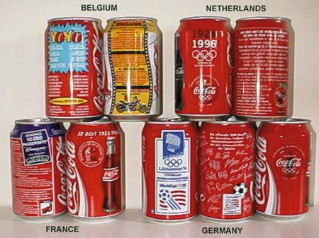 Belgians Scam Dutch Coke Bottle Deposits