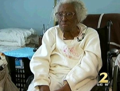Chase Decides Not To Evict 103-Year-Old Woman After Deputies & Movers Refuse To Help
